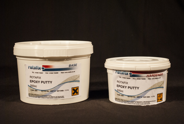 Rotafix Epoxy Putty