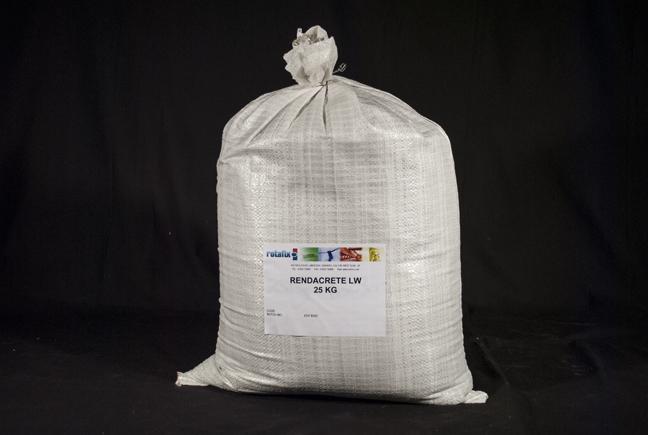 Rendacrete® Lighweight Concrete Repair Mortar