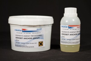 Zeroset® Anchor Grout