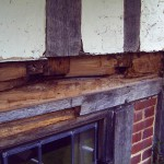 Removal of decayed timber - Great Barwick