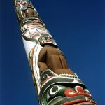 Windsor Great Park Totem Pole