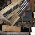 replacement roof joists