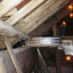Repairs to joists