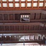Completed repairs Sacra Infermeria