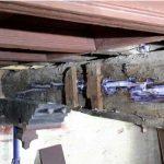 RSA repairs Sacra Infermeria